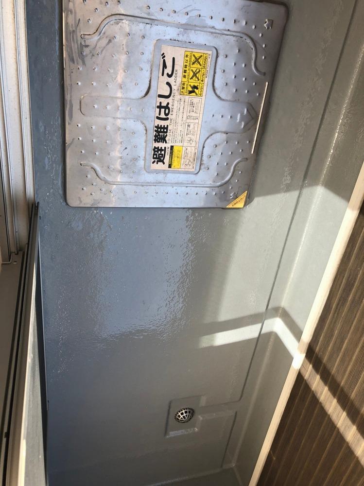 東京足立区,マンション,ベランダ防水工事